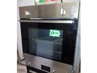 Stainless Lamona built In single oven