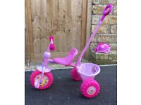 Peppa Pig My First Trike - in excellent condition