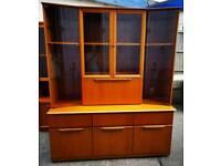 Js Sakol Furniture 2 Piece Wall Unit