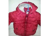 18-24 months padded jacket