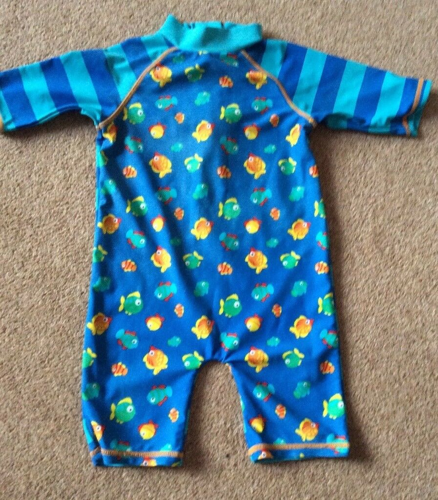Mini Club Sunsafe Swimset 12 - 18 Months - £3