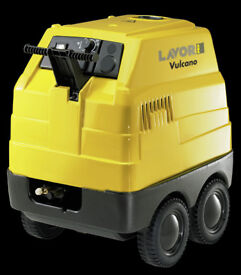 Lavor Vulcano 74 Industrial Hot Box Heat Exchanger - Make Your Cold Pressure Washer Into A Hot One!