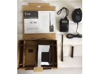 iCOM IC-R5 Compact Wideband Handheld Receiver / Scanner