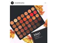 Morphe 3502 Second Nature Palette