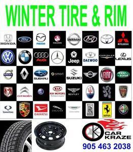 winter tires package Acura Lexus Mazda Mitsubishi Nissan Scion Subaru Suzuki ToyotaVolkswagen 905 463 2038
