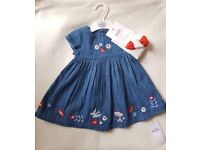 Brand New 3-6 months Baby Clothes