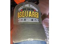 Dsquared cap green killers on the loose