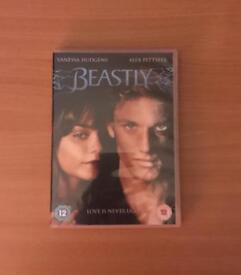 Beastly DVD