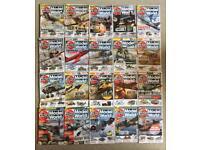 Airfix magazines
