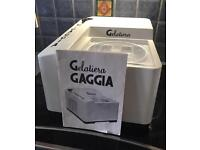 Gelateiria Gaggia Ice Cream Machine