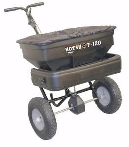 Brand New Meyer Broadcast Salt Spreader - Meyer Hotshot-120 Broadcast Spreader!