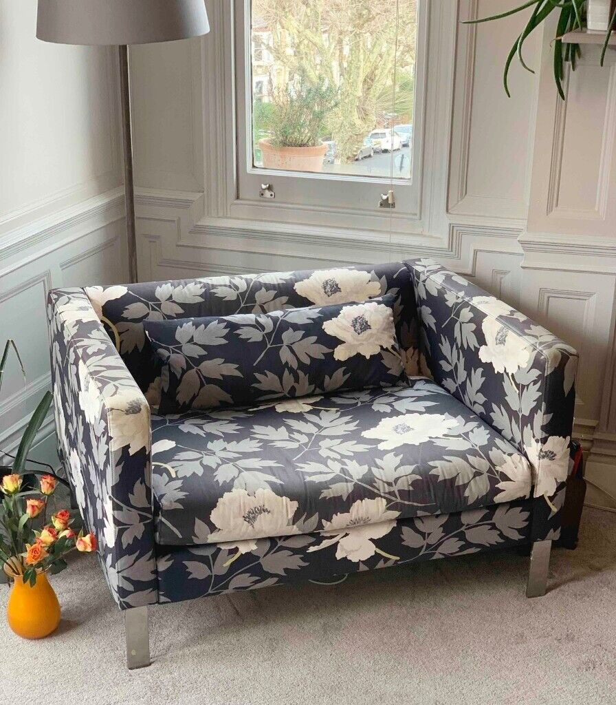 Marvelous Designers Guild Quadro Mid Century Loveseat Large Armchair Sofa In New Cross London Gumtree Caraccident5 Cool Chair Designs And Ideas Caraccident5Info