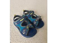 Clarks Doodles sandals size 5.5