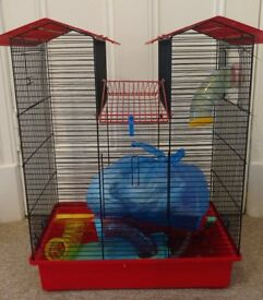 Hamster Cages (x3)