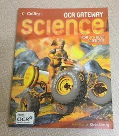 Collins GCSE SCIENCE B Course Book