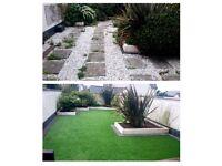 Gardening, landscaping, slabbing, monoblocks, tree felling, etc. - Edinburgh, Livingston, Lothians