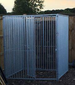 Aluminium Animal Enclosure