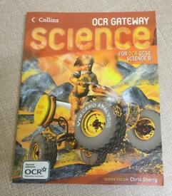 Collins GCSE SCIENCE B Course Book