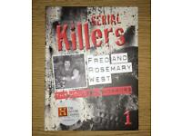 Serial Killers Book And DVD Fred And Rose