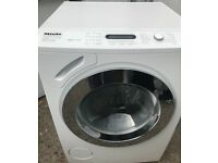 Miele honeycomb care w4144 waterproof timer display washing machine