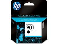 2 x HP 901 ink cartridges new sealed (Bath)