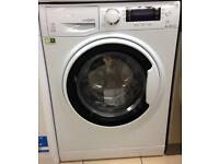 ***NEW Hotpoint 8kg 1400 spin washing machine for SALE with 1 year guarantee***