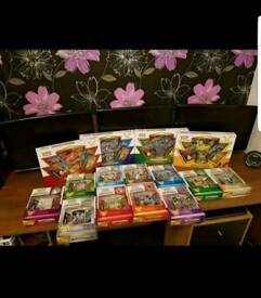 Pokemon cards mythical collection complete set