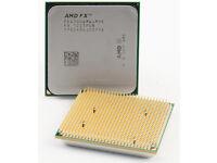 AMD X4 (Quad Core) - FX 4300 (3.80GHz, 8MB Cache, AM3+, CPU) (Desktop PC, Gaming PC, i7, i5, Phenom)