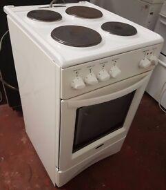 Tricity Bendix SIE233W Electric Cooker, 50 cm width