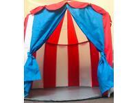 Ikea Cirkustalt Children's Play Tent