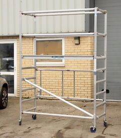 Youngman Minimax Portable Scaffold Tower 3.7m Working Height