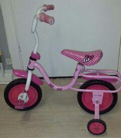 Hello kitty toddler bike