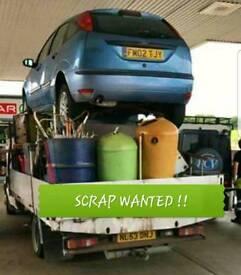 Scrap wanted