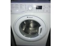 Hotpoint 9kg Timer Display New Model Fully Working Washing Machine