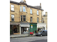 SHOP/OFFICE TO LET MORNINGSIDE EDINBURGH WITH CLASS 2 CONSENT BUT ALSO SUITABLE FOR CLASS 1 RETAIL