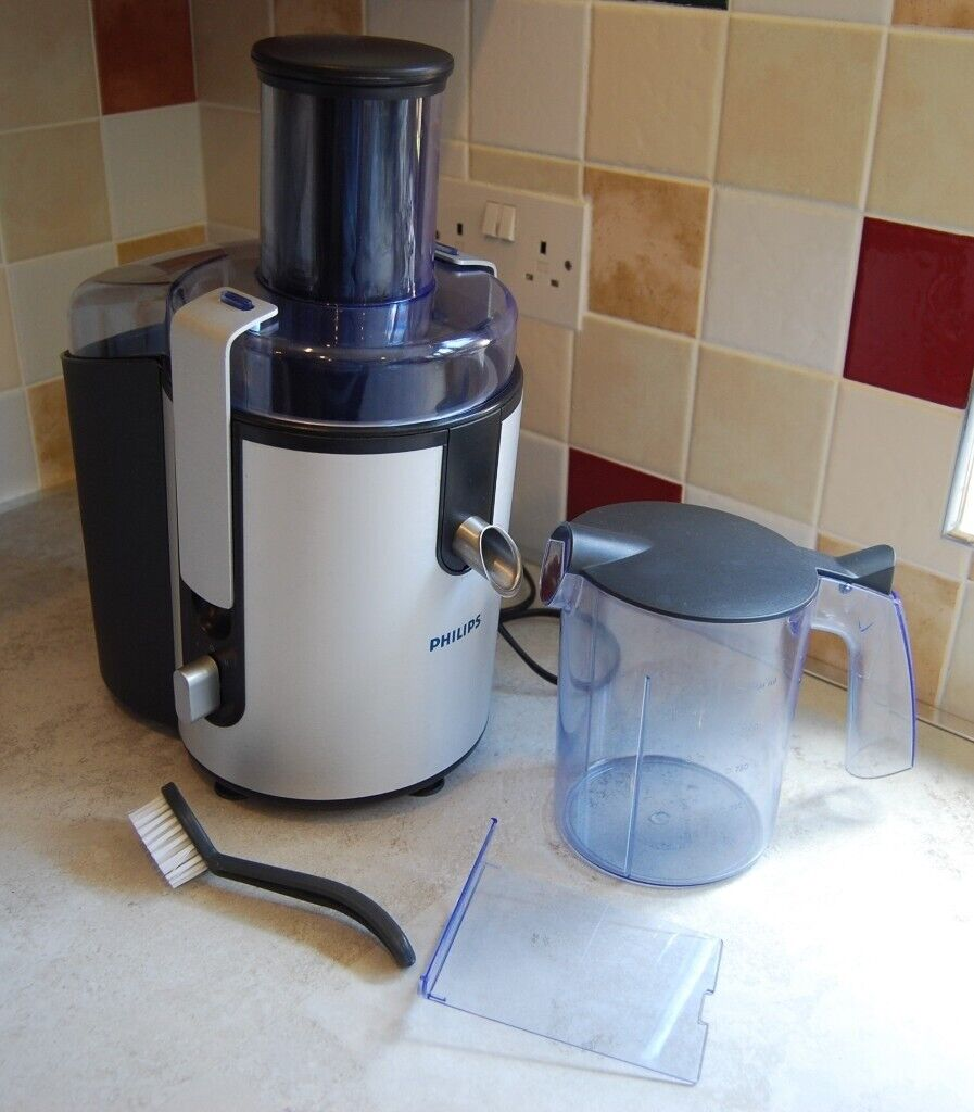 Philips Whole Fruit Juicer, as new condition | in Bedford, Bedfordshire | Gumtree