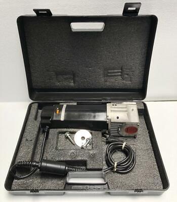 Axxair Ual 20-r Orbital Pipe Cutter Beveler Beveling Machine Tool 230v