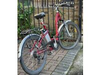 Electric bike with throttle and pedal assist for urgent sale