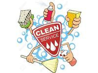 Is anyone looking for a cleaner