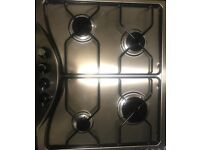 Whirlpool by Ikea 4 burner gas hob - brand new