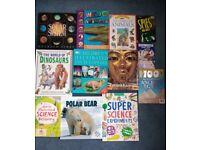 14 Educational Books, Encyclopedia, Atlas etc.