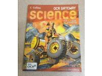 Collins OCR Gateway GCSE SCIENCE B Course Book