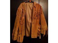 Vintage Fringe Jacket L/XL