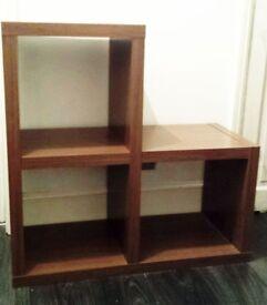 Next Cube Storage unit - Shelves - Shelving Unit - Storage - Cube X 3