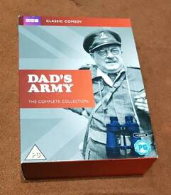Dads Army The Complete Collection.