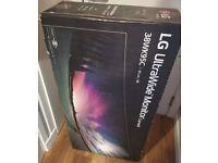 LG 38WK95C-W 38'' WQHD 21:9 UltraWide Curved Monitor IPS HDR SEALED BOX NEW