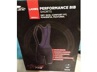 Ladies Cycling BIB Shorts... Bargain Price