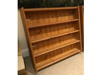 Solid Pine Shelves