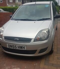 FORD FIESTA 1.2 06 registered. MOT - FEB 19. Great Runner.
