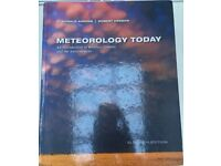 Meteorology Today (Hardcover) by Robert Henson (Author), C. Donald Ahrens (Author)